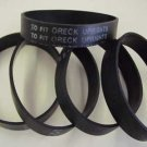 5 Oreck XL, XL2, XL21, Vacuum Cleaner Belts Upright