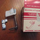 Janome Beading  Attachment 200-214-108 Serger Overlock