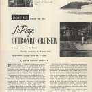 1957 LePage Craft 31' Boat Review & Photos