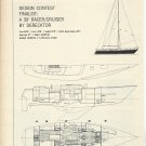 1977 Robert Derecktor 50' Racer/ Cruiser Boat Review & Specs