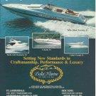 1985 Bella Marine Limited Yachts Color Ad-Mochi 50-Colombo 36-Caliari 52