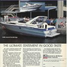 1989 Bayliner Marine Corp Color Ad- The 3485 Avanti Sunbridge