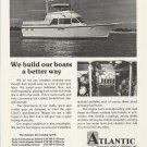 1977 Atlantic Boat Builders Co Ad- The Atlantic 44