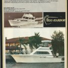 1988 Egg Harbor Boat Co Color Ad- The 37' Convertible