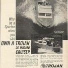 1966 Trojan Boat Company Ad- 26' Bimini & 26 Sea Breeze