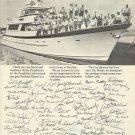 """1983 Broward Marine Inc Ad- The """"Gallant Lady"""""""