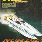 2008 Nordic Boats Color Ad- The 27' Thor Catamaran