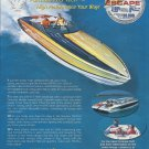 2008 Thunderbird Boats Color Ad- The Formula Fas Tech