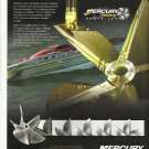 2007 Mercury Racing Propellers Color Ad- Hydroplane Lucas Oil
