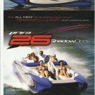2007 Ultra Custom Boats Color Ad- The 26 Shadowdeck- Hot Girls