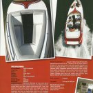 2008 B & H Performance Boats Water Rod 300 Review & Specs- Photos