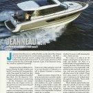 2011 Jeanneau NC 11 Yacht Review & Specs- Photos