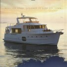 2011 Swift Trawlers Color Ad- The Swift 52'