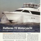 2008 Hatteras 72 Motoryacht Review & Specs- Photos