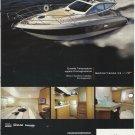 2008 Cranchi Yachts Color Ad- The Mediterranee 43'