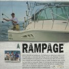 2005 Rampage Boats Color Ad- The 33 Express