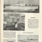 1953 Huckins Yacht Corp Ad- The Linwood Seafire