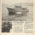 1971 American Marine LTD Ad- Alaskan 49' Diesel Motorship