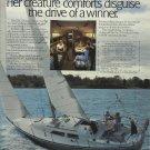 1980 C & C Yachts Color Ad- The C & C 32