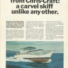 1964 Chris- Craft Boats Color Ad- The 38' Corinthian