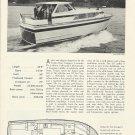 1965 Trojan Boat company 42' Sea Voyager Review & Specs- Photo