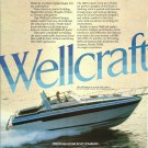 1983 Wellcraft Marine Corp Color Ad- The 3100 Cruiser