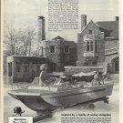 1966 Maritime Boats 2 Page Ad- Prince Edward- & Nova Scottia