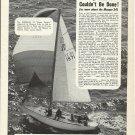 1966 Morgan Yacht Corp Ad- The Morgan 34'