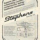 1983 Stephens Marine Inc Ad- The 90' Motor Yacht