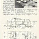 1967 Bertram Yachts 37' Salon Cruiser Review & Specs- Photo
