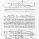 1941 Consolidated Shipbuilding Corp 39' Playboat Review