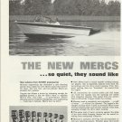 1964 Kiekhaefer Mercury Outboard Motors & Stern Drives 5 Page Ad