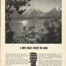 1965 Kiekhaefer Mercury Corp. Ad- The Mercury Outboard motor