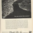 1969 Chubb & Son Insurance Ad-Great Aerial Photo of Newburyport, MA.
