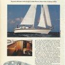1980 Seaboard Marine Inc Tayana V42 Yacht Review & Photo
