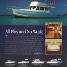 1999 Mainship Trawlers Color Ad- The 390 Trawler
