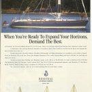 1994 Beneteau Custom Yachts Color Ad- The Beneteau 62