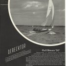 1957 Robert E Derecktor Yacht Inc Ad- The Gulf Stream 30'