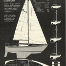 1975 S2 Yachts Inc Ad- The New 8.0 Meter- Specs