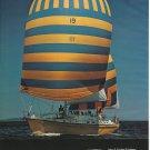 1975 Henry R Hinckley Yacht Color Ad- The Hinckley 49