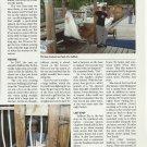 2008 Sullivan Bay Marina Broughton Islands Article & Photos