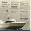 2008 Viking Yachts Color Ad- The Viking 60'