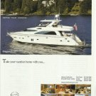 2009 Horizon Yachts Color Ad- The Elegance 73'