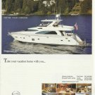2010 Horizon Yachts Color Ad- The Elegance 73'
