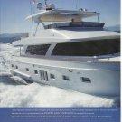 2010 Ocean Alexander Yachts 2 Page Color Ad- The Ocean 83'