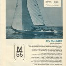 1969 Morgan Yacht Corp. Ad- The Morgan 55