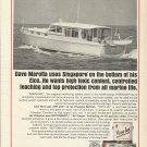 "1967 International Paint Co Ad featuring Yacht ""Cookie Dee II"""