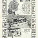 1964 Owens Yacht Company Ad- The Owens 28'- Jimmy Dean