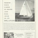 1964 Wayfarer Yacht Corp. Ad- The Islander 24