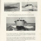 1948 Huckins yacht Corp. Ad- The Fairform Flyer